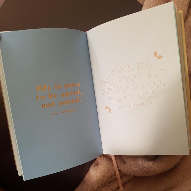 Kikki K Inspirational Quotes Book