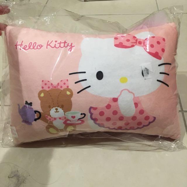 kitty迷你抱枕