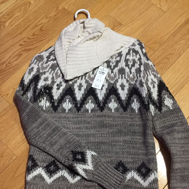 Knitted Turtle Neck From A&F