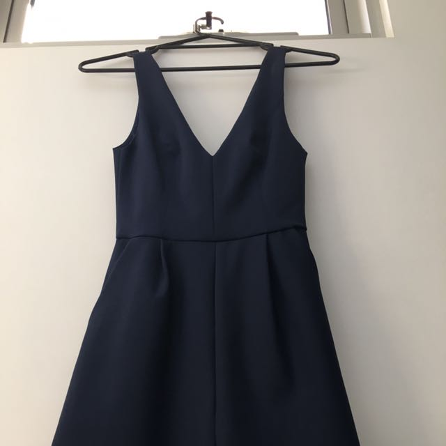 Kookai Blue Playsuit
