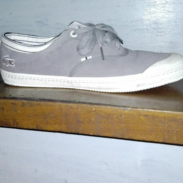 LACOSTE FOOTWEAR AUTHENTIC
