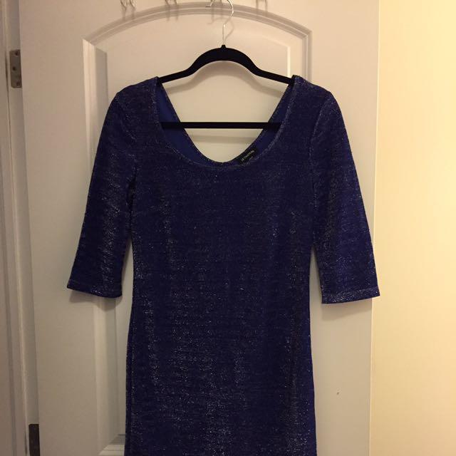 Le Chateau Tunic Dress