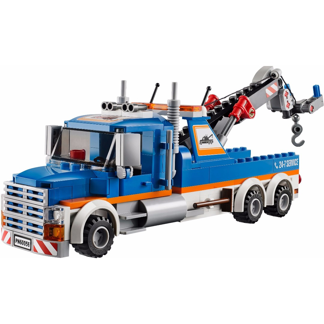 Lego City Tow Truck Instructions 60137 The Best Truck 2018