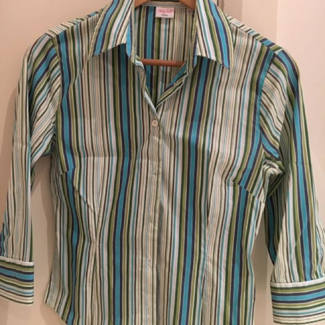 Marc's Baby Doll Shirt - Size 2