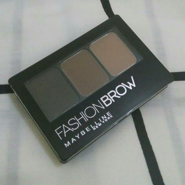 Maybelline Fashion Brow Brown