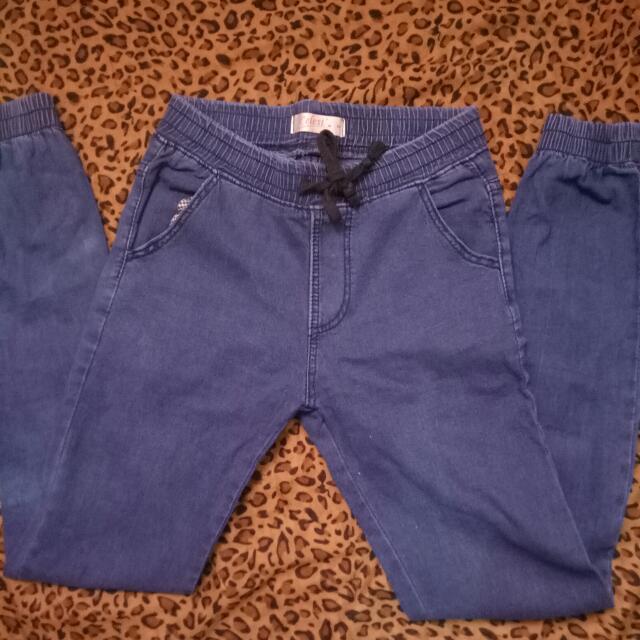 ❗REPRICED❗Navy Blue Jagger pants
