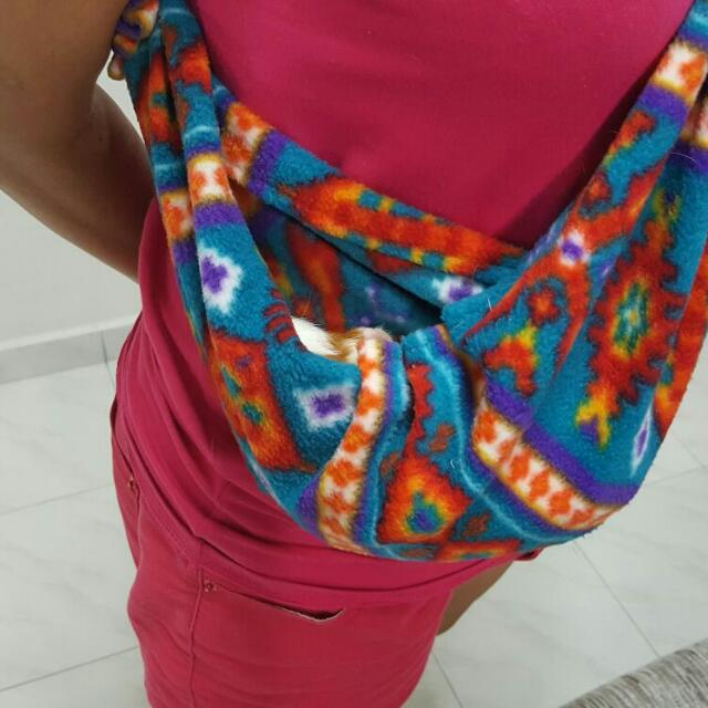 (NEW) Snuggle Comfy Carrier Bag