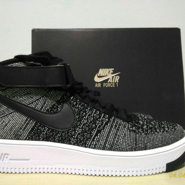 Nike Air Force 1 Ultra Flyknit Mid (BRAND NEW), Men's