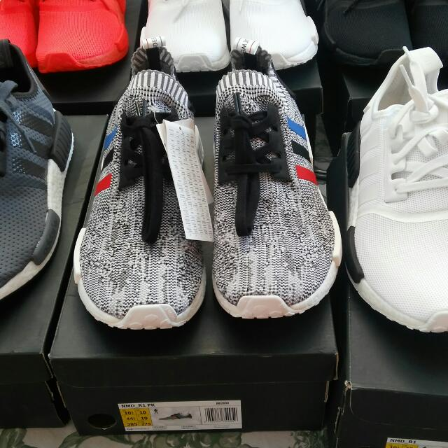 new products c799c 9e969 Nmds R1 And Xr1s, Men's Fashion, Footwear on Carousell