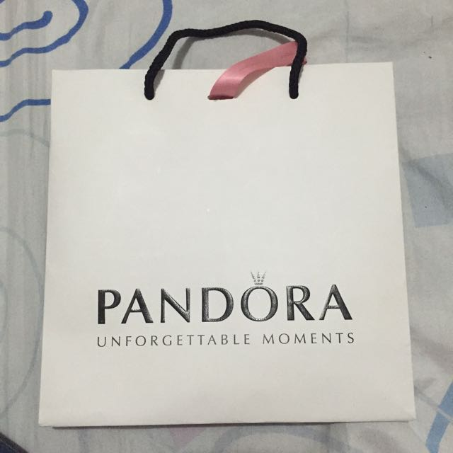 Pandora 紙袋 提袋
