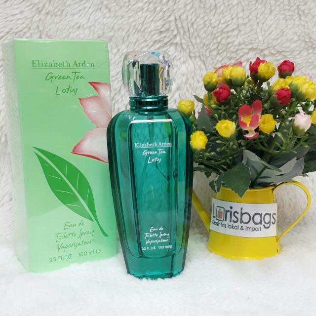 Parfum Elizabeth Arden Lotus Green Tea Original Singapore