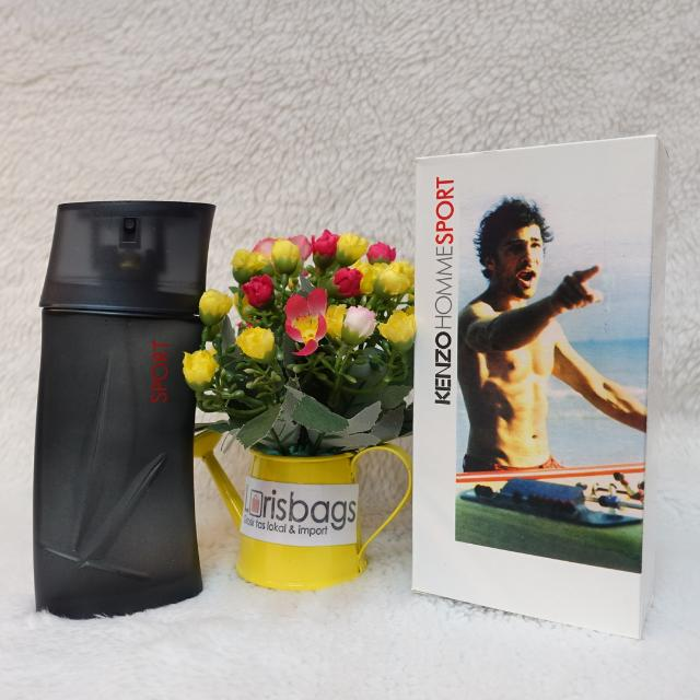 Parfum Kenzo Bambu Sport Original Singapore