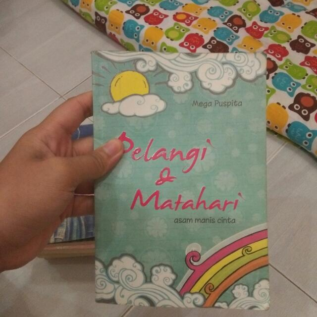 Novel Pelangi Dan Matahari