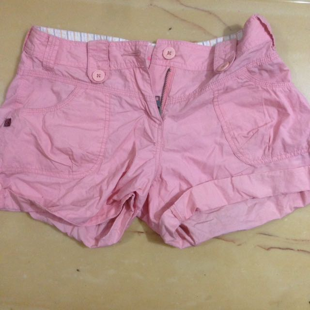 Pink Airwalk Hotpants