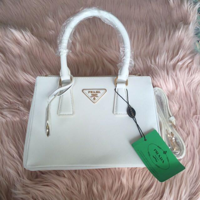 Prada Mini Saffiano Bag