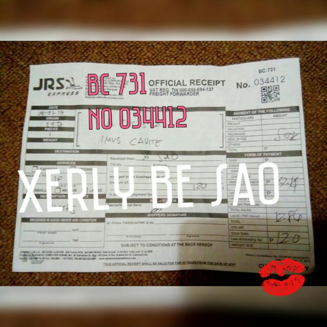 """🐰Proof of shipment❤ 😘""""My favorite emails are ones that let you know your order has shipped.""""😍 Check your tracking# if legit.  Find it @.... www.jrs-express.com www.abestexpress.com Thank you so much❣❤☺ IG: @xerlybesao FB: @xerlybesao.womenswear"""