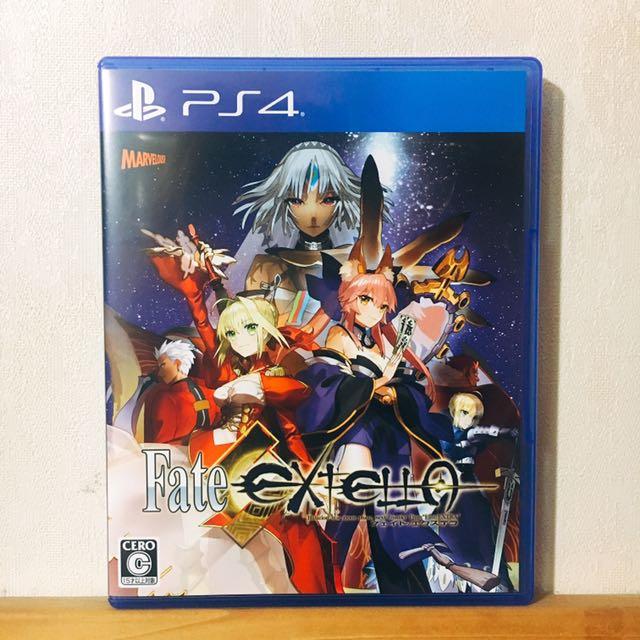 PS4 Fate EXTELLA MARVELOUS! 日文版
