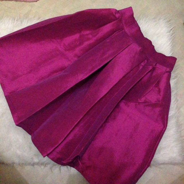 #ClearanceSale Purple Skirt