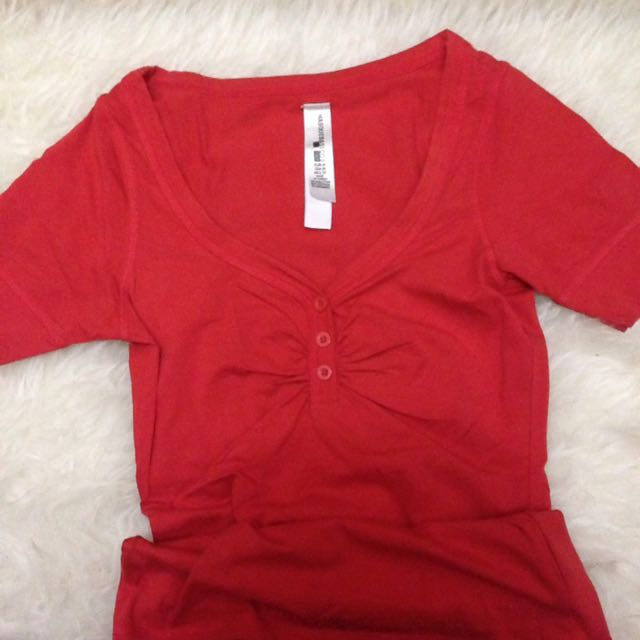 Red Tshirt #ClearanceSale