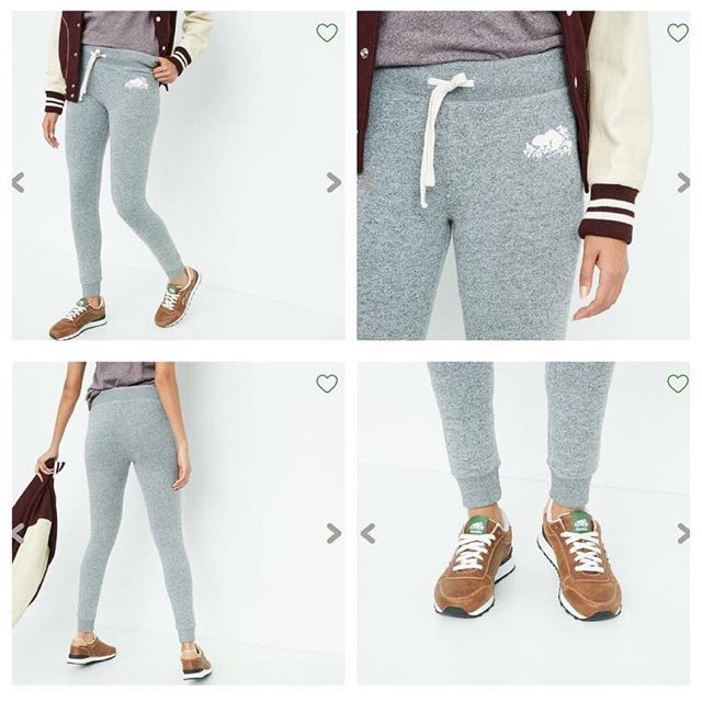 ROOTS Skinny Cozy Sweatpant
