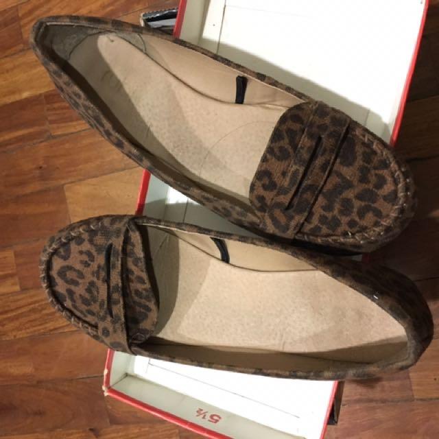Rubi Leopard Shoes