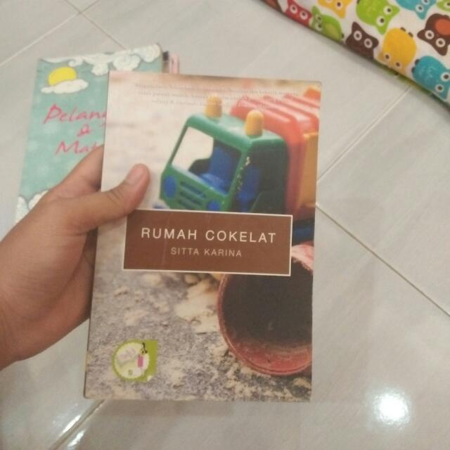 Novel Rumah Coklat