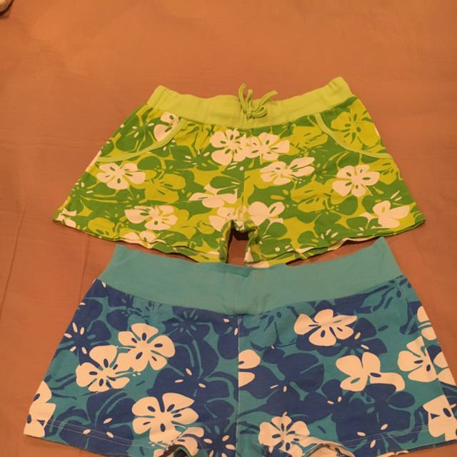 Shorts - Small To Medium Size