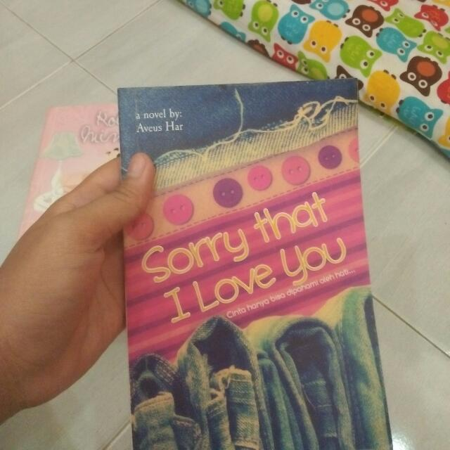 Novel Sorry That I Love You