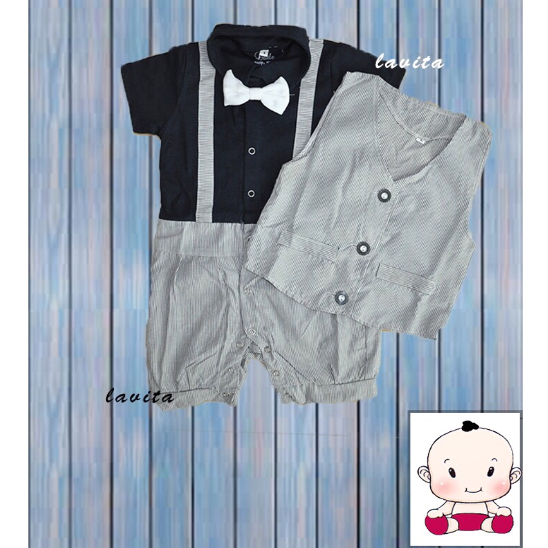 Stelan Little Gentleman Suit