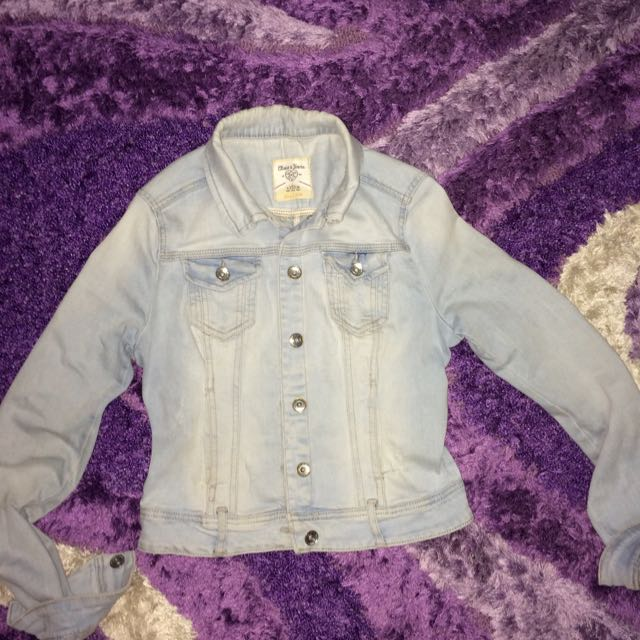Stradivarius Denim Jaket