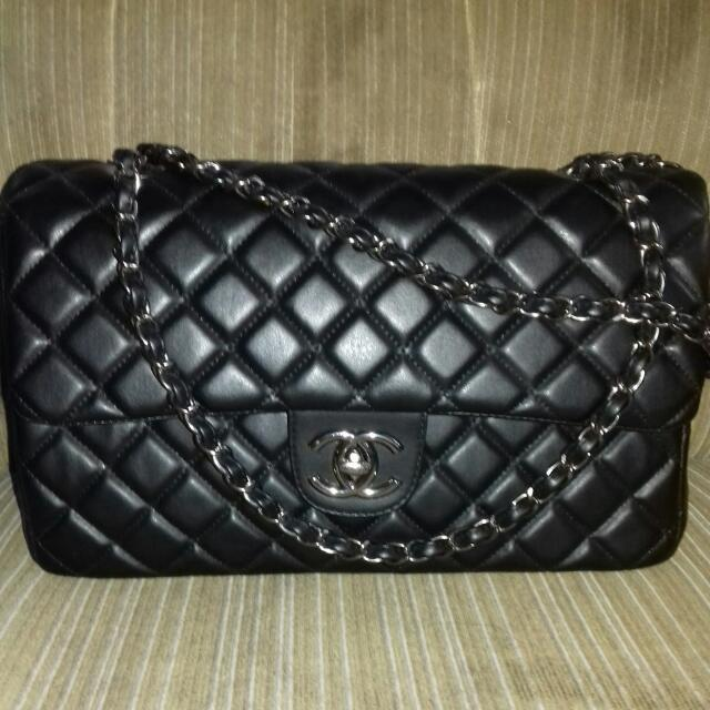 Tas Chanel Not Ori