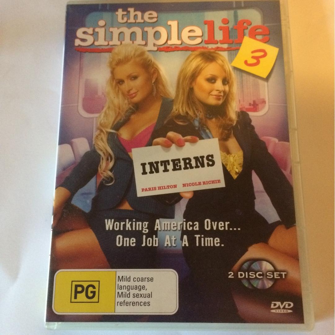 The Simple Life Season 3 as New
