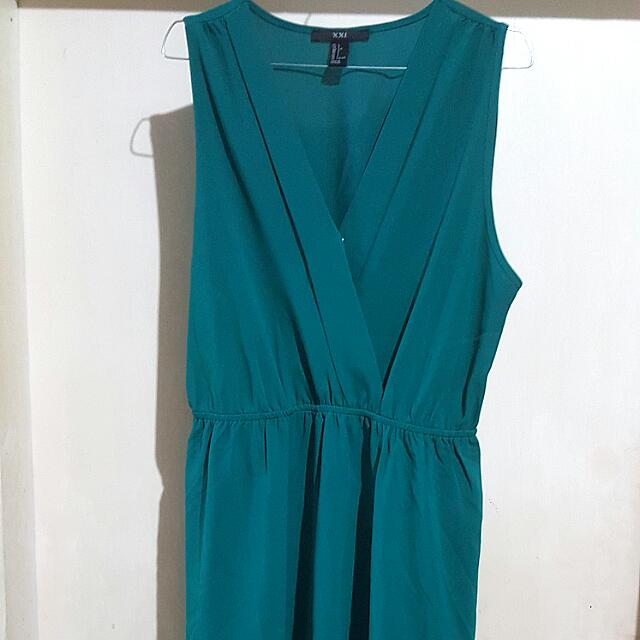 Top/mini Dress forever 21