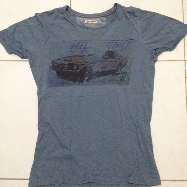 T-shirt Junkies Wrangler Ori