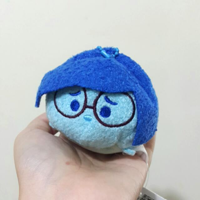 Tsum Tsum SADNESS (Inside Out)