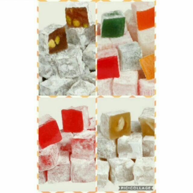 Turkish Delight from Dubai  (350g) - PreOrder til Apr 19, noon. Shipment of orders will be after Apr 20th.
