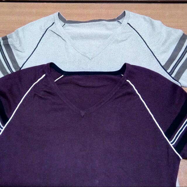 Vneck Shirts