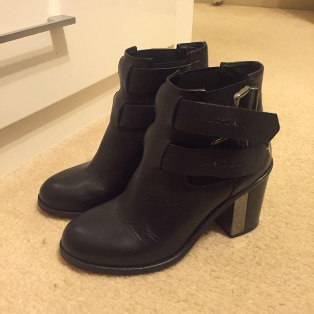 Windsorsmith Short Boots