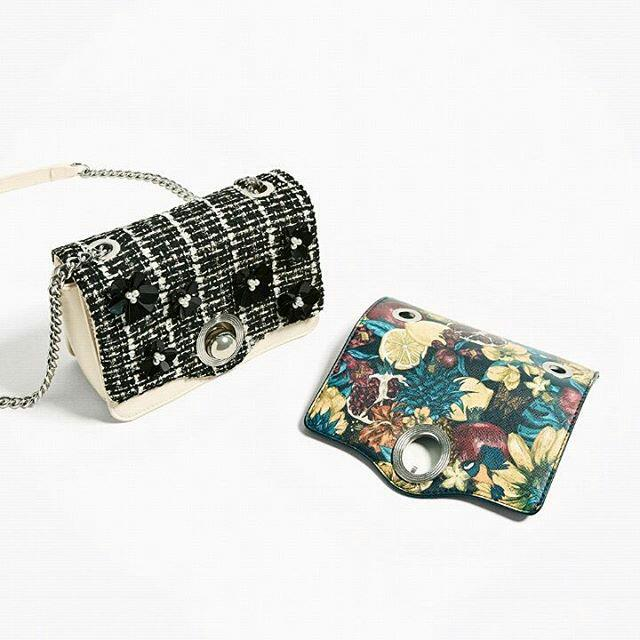 Zara Bag Sling Bag
