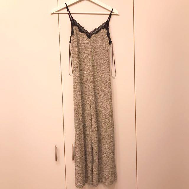Zara Slip Jumpsuit