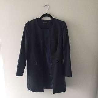 Mario Serrani Size 6 Coat