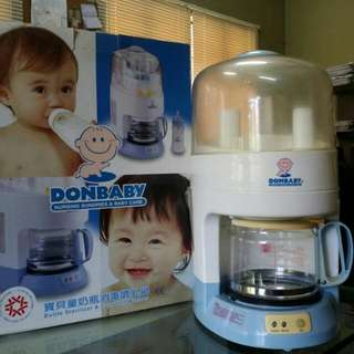 steamer/sterilizer/infant food warmer/ water boiler.