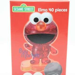 Elmo - 3D Jigsaw Puzzle