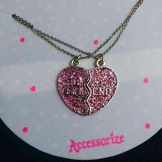 Accessorize Best Friend Necklace