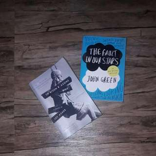 Fault In Our Stars & 13 Reasons Why