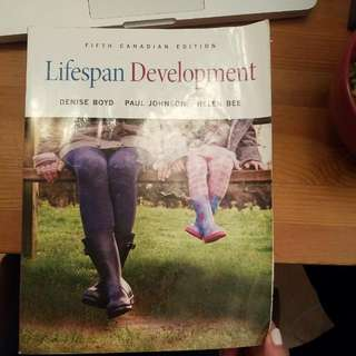 Lifespan Development Textbook