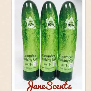 Ostia Cucumber Soothing Gel
