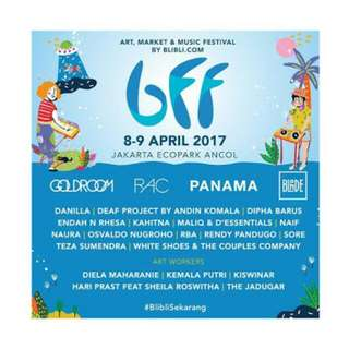 Bli Bli Fun Festival (Art, Market And Music Festival)