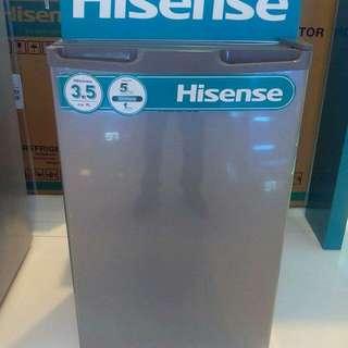 Brand New Hisense 3.5cuft. Personal refrigerator