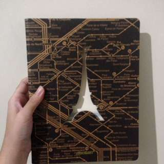 Buku Binder Paris